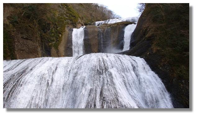 茨城縣袋田瀑布