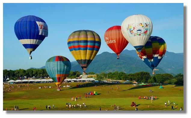 2012台灣熱氣球嘉年華