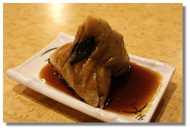 台南小吃:楊哥楊嫂肉粽