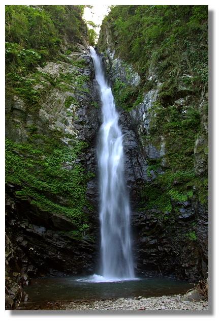 宜蘭冬山新寮瀑布
