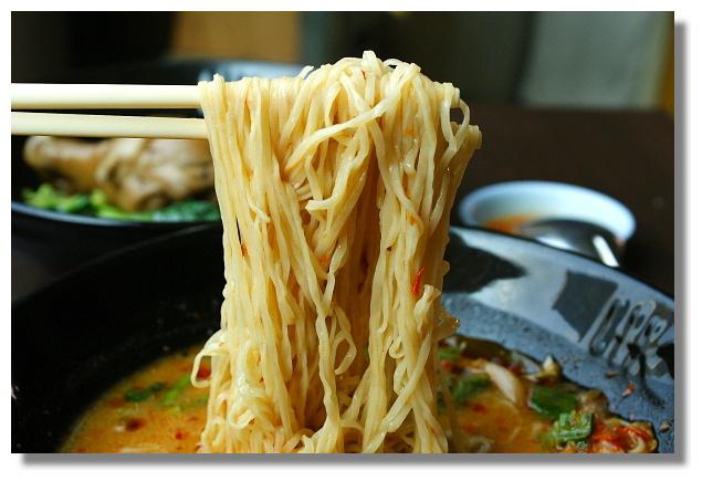 泰式酸辣湯麵