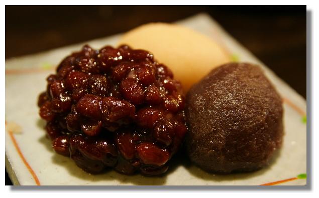 京都かさぎ屋甜點