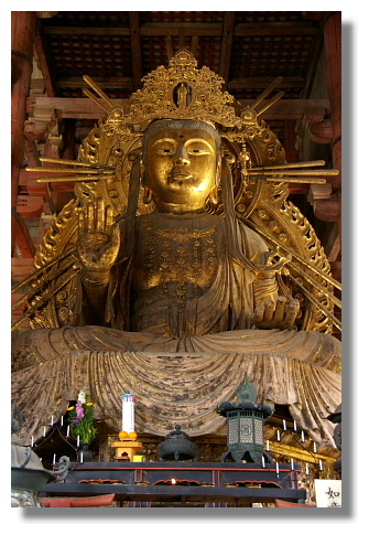 奈良東大寺如意輪觀音菩薩