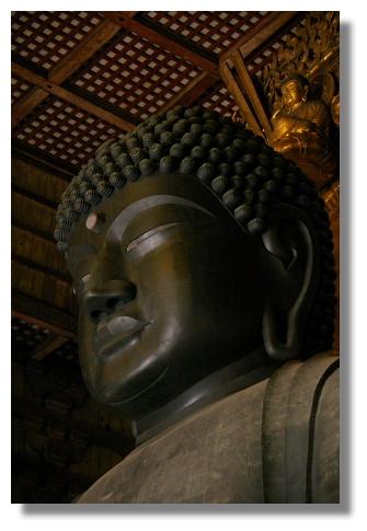 奈良東大寺盧舍那佛