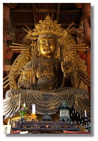 奈良東大寺虛空藏菩薩