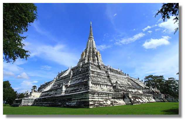 大城 Chedi Phu Khao Thong