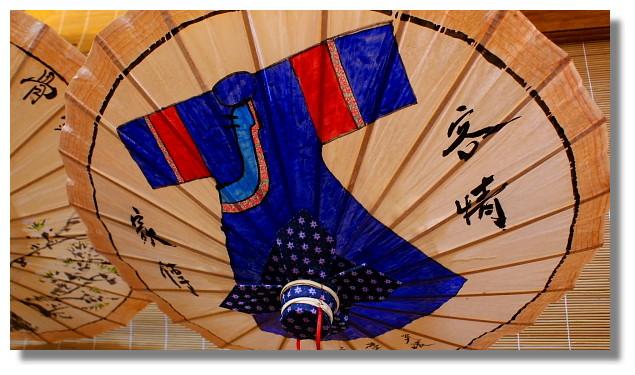 高雄美濃紙傘