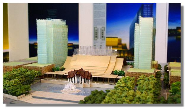 新泰國國會大樓設計比賽