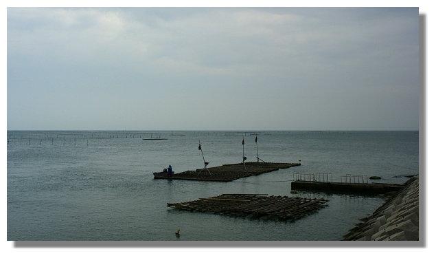 嘉義東石漁人碼頭