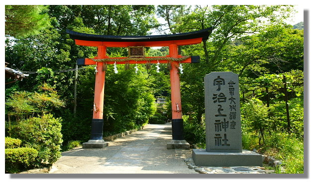 京都宇治上神社
