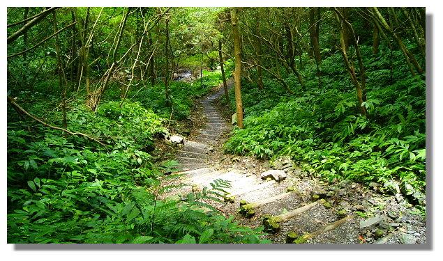 礁溪聖母山莊國家步道