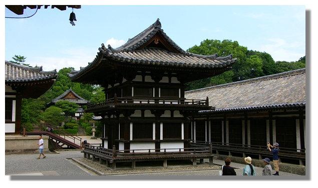 奈良唐招提寺
