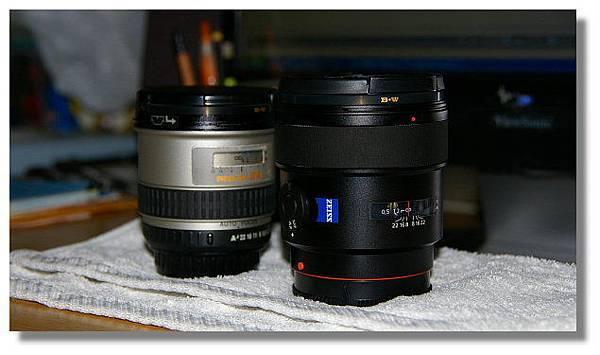 Sony 24 F2 & Pentax FA* 24 F2