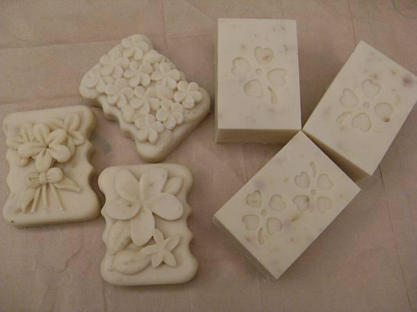 20091108 蜂蜜燕麥豆乳皂