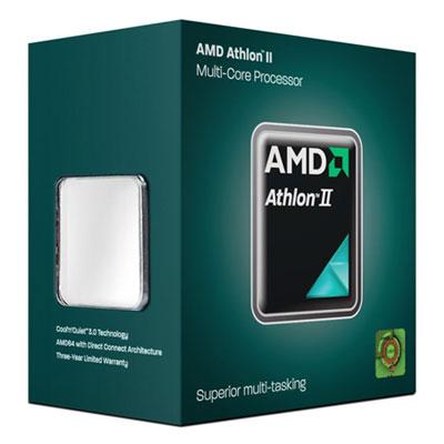 AMD ATHLON II X4 640 四核心處理器