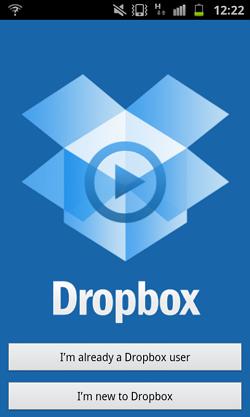 Dropbox 手機APP_圖1