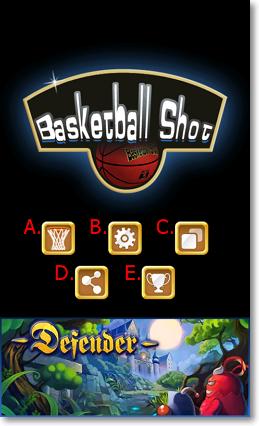 投籃 手機遊戲APP-圖02