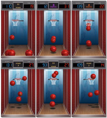 投籃 手機遊戲APP-圖08