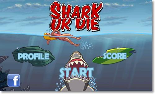 SHARK OR DIE APP-P02