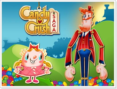 Candy Crush 糖果粉碎傳奇 Logo.jpg
