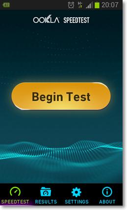 測試手機網路速度APP-P01