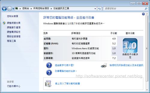 評等Windows體驗指數了解電腦等級-P05.PNG