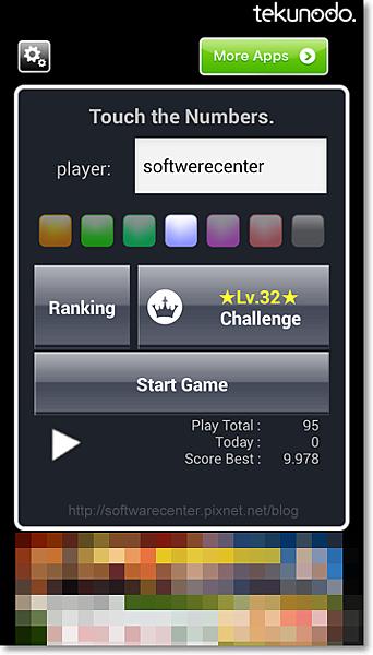 挑戰你的速度1-25數字遊戲APP-P03