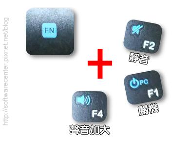 鍵盤上的多媒體鍵、功能鍵使用方式-Logo.png