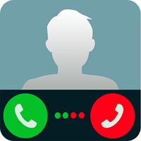 假電話解救你的處境-Logo