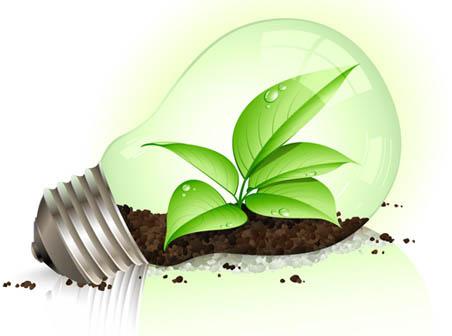 一起節電愛護僅有的地球-Logo