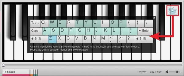 線上彈奏鋼琴 教學04
