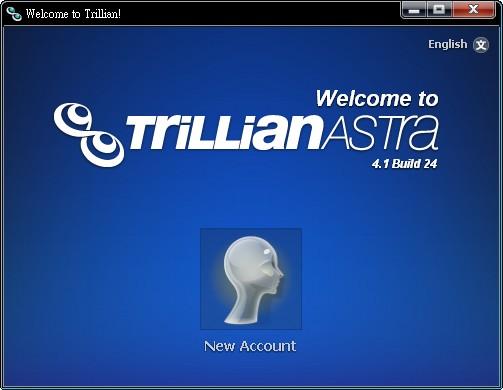 Trillian 專業版 註冊教學01