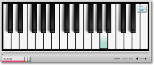 線上彈奏鋼琴 教學03