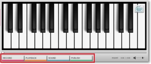 線上彈奏鋼琴 教學05