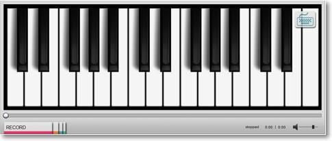 線上彈奏鋼琴 教學01