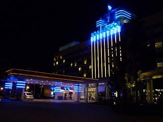 迪士尼酒店夜景.JPG
