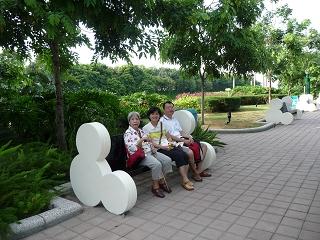 迪士尼酒店-椅子.JPG