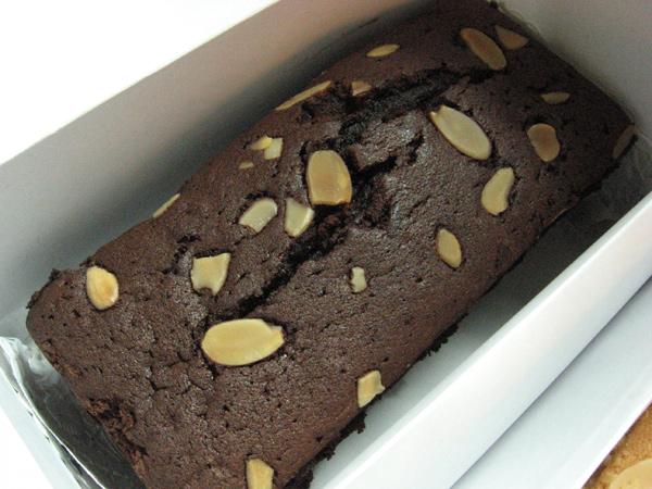 磅蛋糕-巧克力
