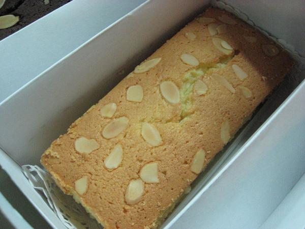 磅蛋糕-杏仁