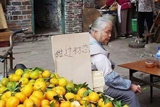 甜過初戀 橘奶奶 - 廣告奶奶 甜過初戀 橘奶奶1.jpg