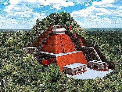 馬雅地下迷宮 - 墨西哥馬雅地下迷宮2.jpg