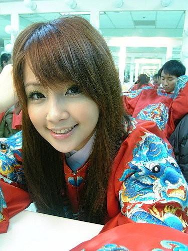 威寶妹 鍾欣怡 - 威寶妹 鍾欣怡 Winnie1.jpg