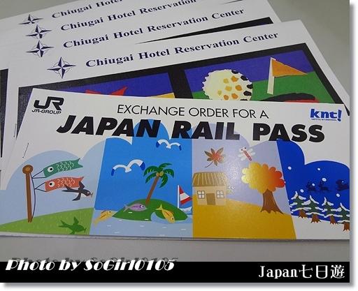 Japan七日遊