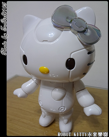 ROBOT KITTY未來樂園