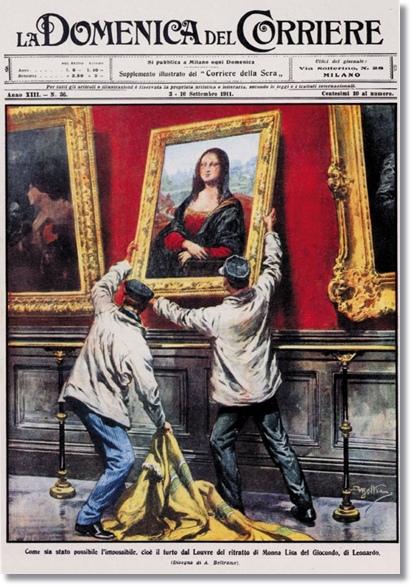 蒙娜麗莎500年 達文西傳奇