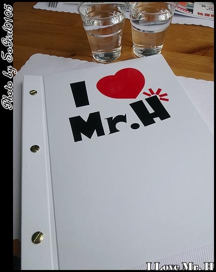 I Love Mr. H