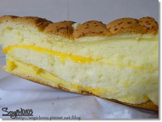 緣味古早味現烤蛋糕