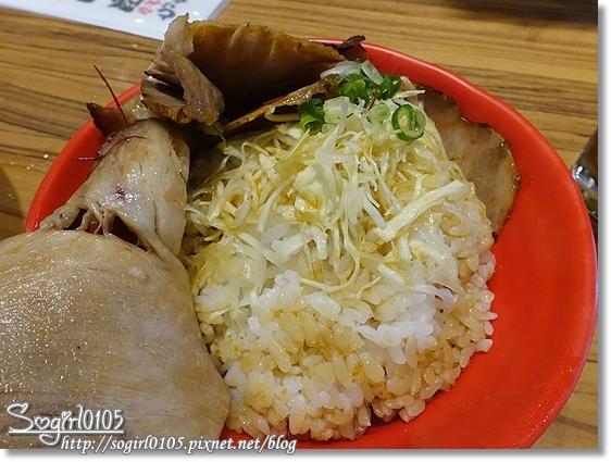 雞玉錦拉麵