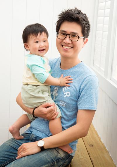 台北童年團拍