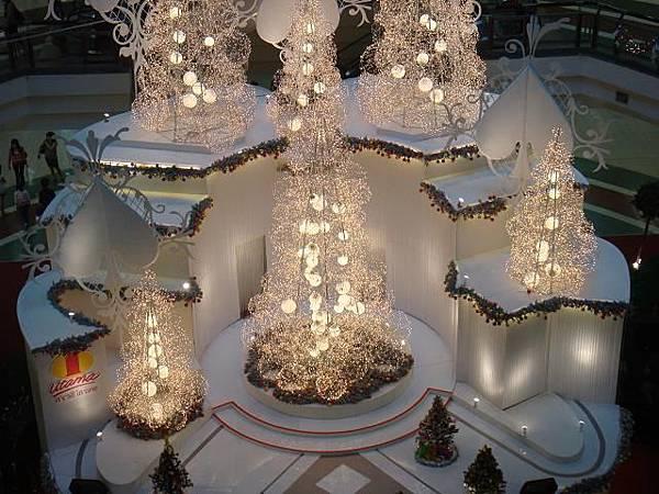 One Utama聖誕樹@2008
